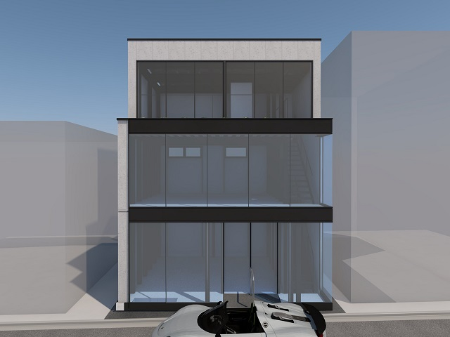 アクアグループ 物件販売実績写真 新築一棟収益ビル  AQUAビル神宮前 第3