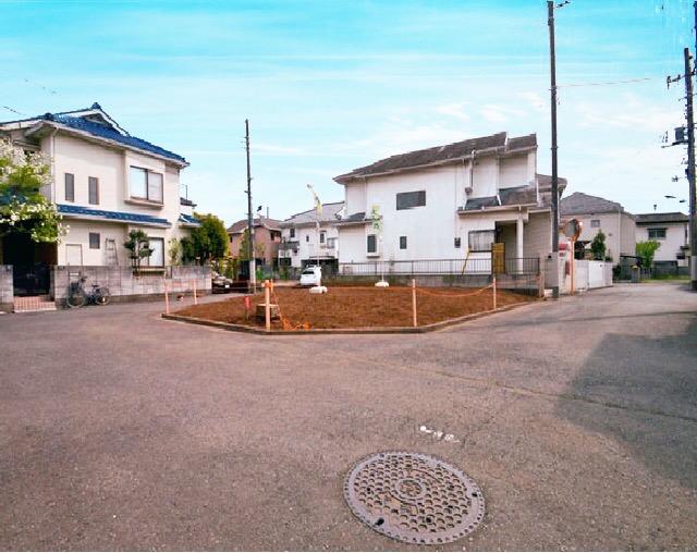 アクアグループ 物件販売実績写真 立川市羽衣町 土地分譲