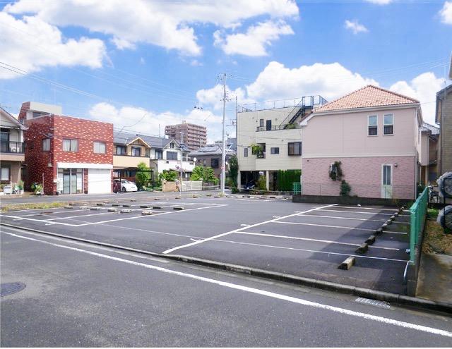 アクアグループ 物件販売実績写真 八王子市小門町 土地分譲 事業用地