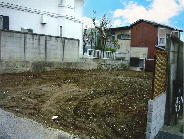 アクアグループ 物件販売実績写真 渋谷区元代々木町 土地分譲
