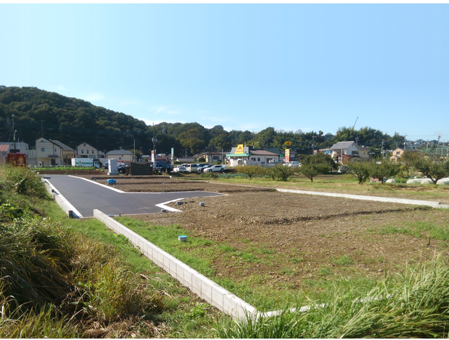 アクアグループ 物件販売実績写真 八王子市長沼町 土地分譲 5区画