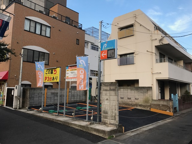 アクアグループ 物件販売実績写真 新宿区信濃町 土地分譲 事業用地