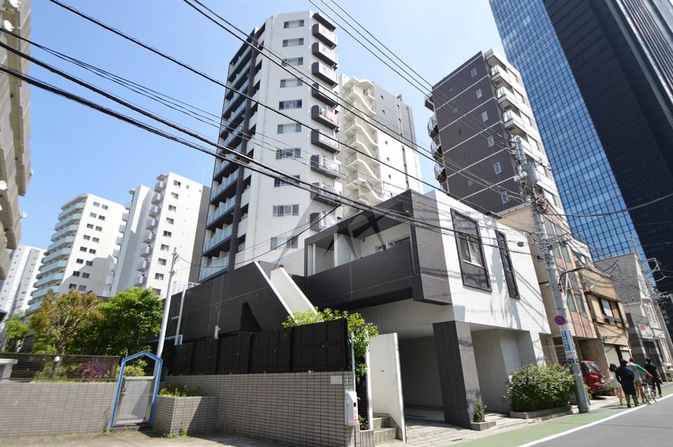 アクアグループ 物件販売実績写真 ダイナシティ西新宿 区分収益事務所