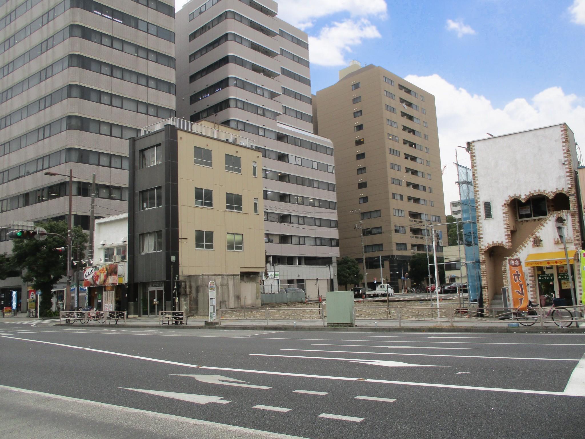 アクアグループ 物件販売実績写真 横浜市中区曙町2丁目 第10期 土地分譲  事業用地