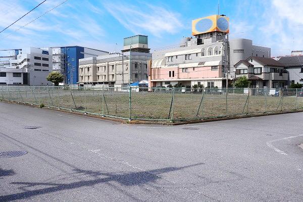 アクアグループ 物件販売実績写真 相模原市中央区南橋本2丁目 第9期  土地分譲 事業用地
