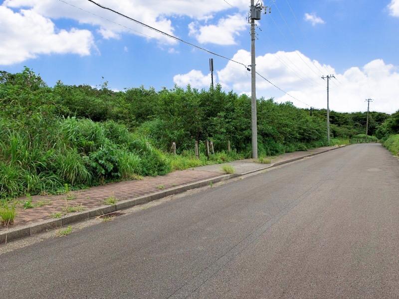 アクアグループ 物件販売実績写真 三宅島三宅村 土地分譲