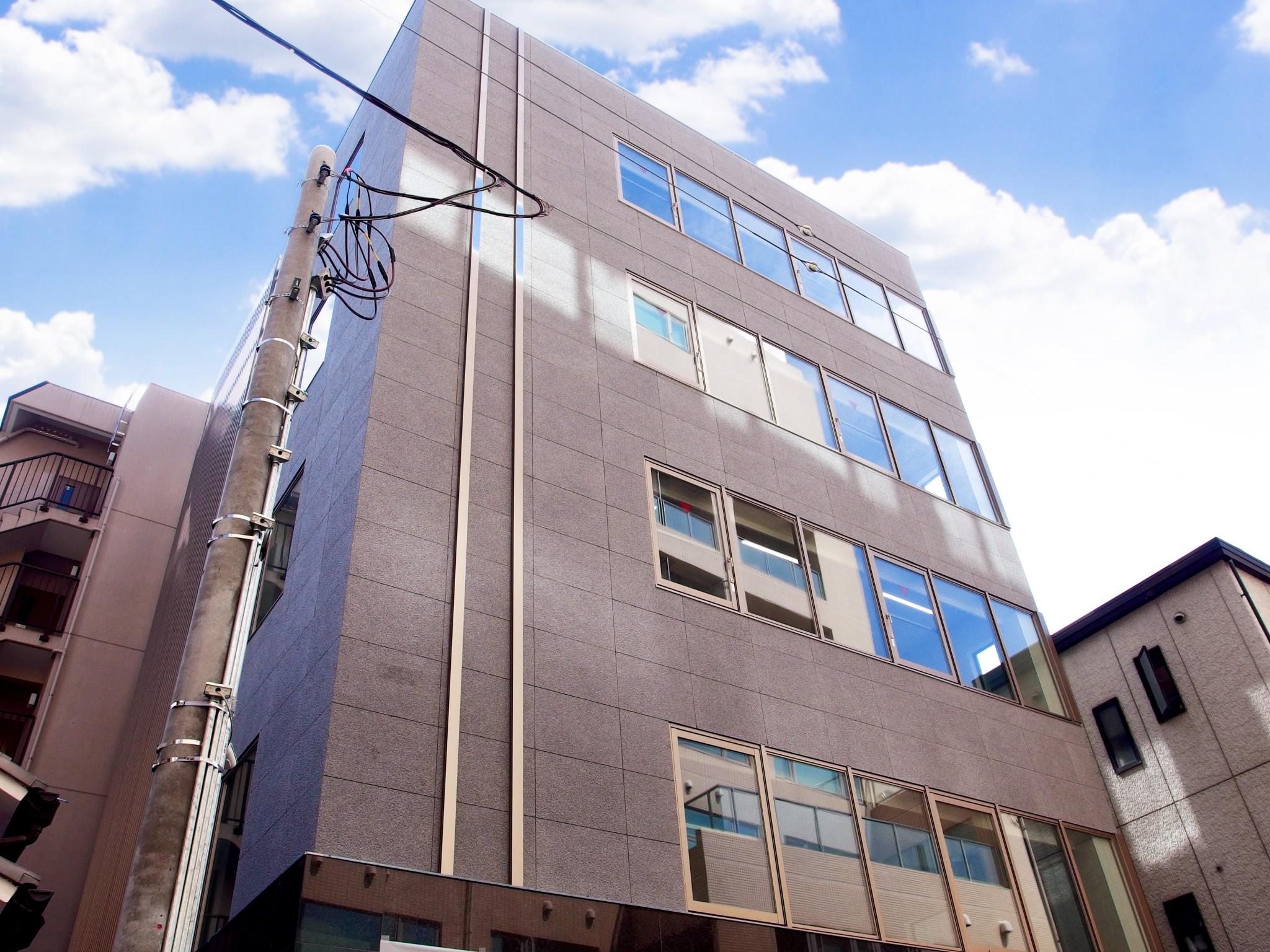 アクアグループ 物件販売実績写真 楠ビル川崎駅前 新築貸店舗・事務所