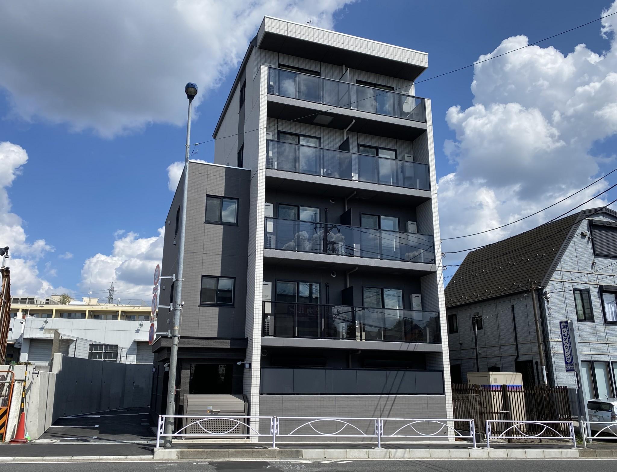 アクアグループ 物件販売実績写真 一棟収益新築マンション  AQUAレジデンス立川 第2