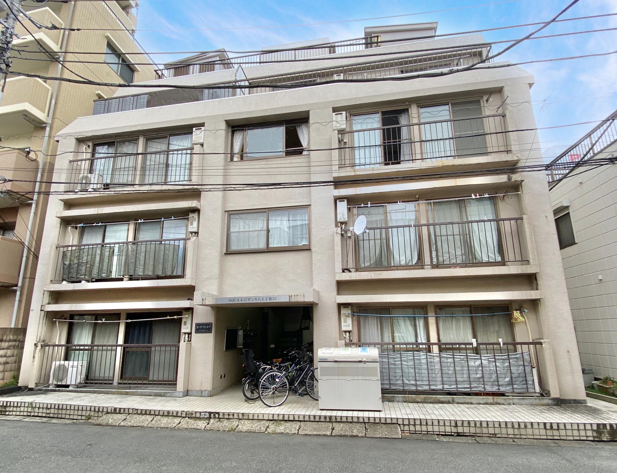 アクアグループ 物件販売実績写真 AQUAレジデンス八王子 第55   賃貸マンション