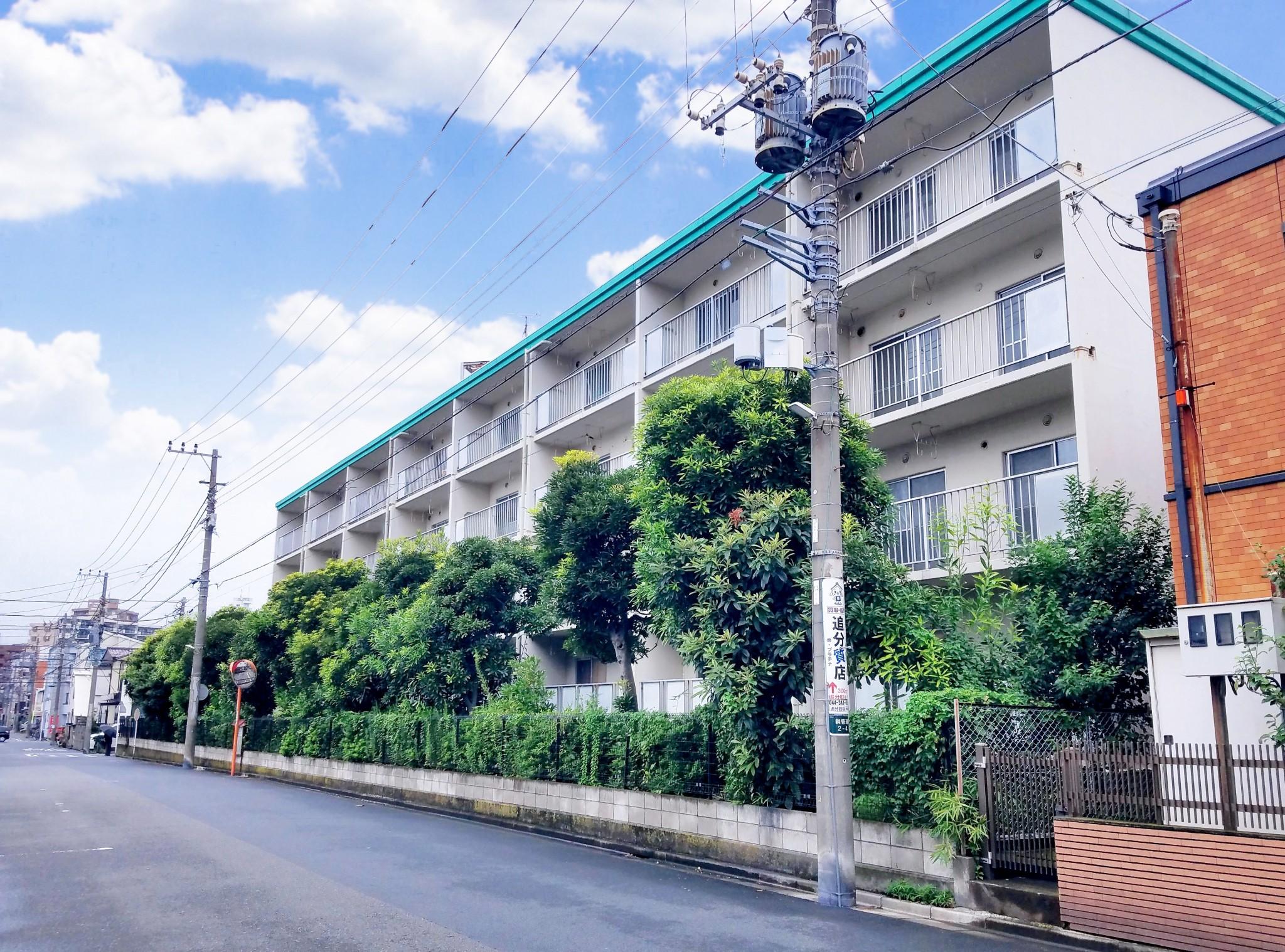 アクアグループ 物件販売実績写真 新築一棟収益ビル   サービス付き高齢者向け住宅