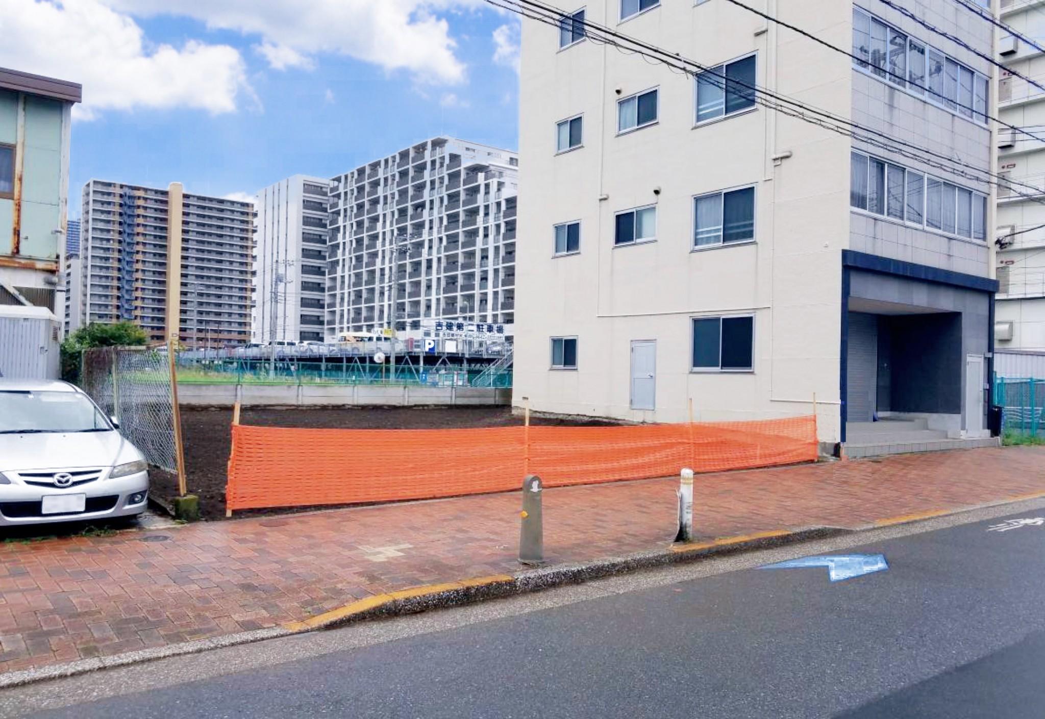 アクアグループ 物件販売実績写真 江東区枝川 第3期 土地分譲 事業用地